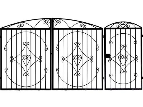Ворота Сказка